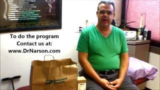 Juan Padron 21 Day Purification Program Testimonial Dr Narson Miami Beach Chiropractor
