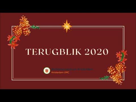 Terugblik Alzheimercentrum Amsterdam 2020