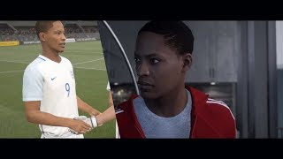 Fifa 18 the journey season 2 exclusive ending cutscene and trophy achievements -the journey gameplay