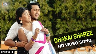 Dhakai sharee | video song | arifin shuvoo | jolly | lemis | savvy | niyoti bengali movie 2016