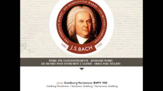 Bach - Variaciones de Goldberg - Evgeni Koroliov