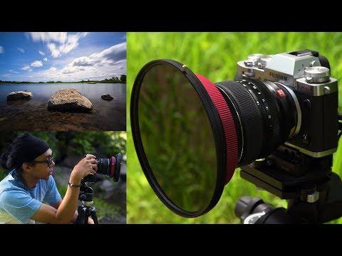 Filtering Ultra Wide Lenses on a FUJIFILM Camera -  FUJIFILM XF 8-16mm f/2.8 + WonderPana