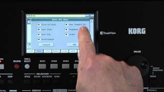 KORG Pa300 Video Manual - Part 7: Global, Media, and Updates