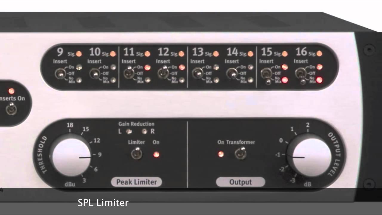 analog summing mixers youtube. Black Bedroom Furniture Sets. Home Design Ideas