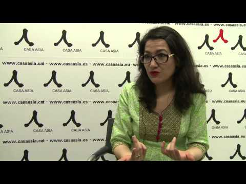 Interview with Mariam Mana, afghan journalist and activist