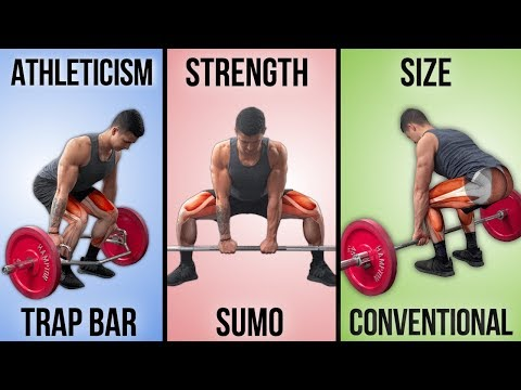 What is The BEST Type of Deadlift? (CHOOSE WISELY!)