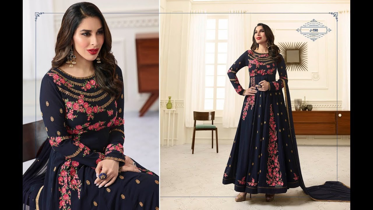 Indian Wedding Guest Dresses Ideas Beautiful Embroidered Dress Designs Gown Designs For Party
