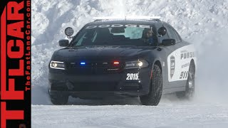 Dodge Charger Pursuit 2015 Videos