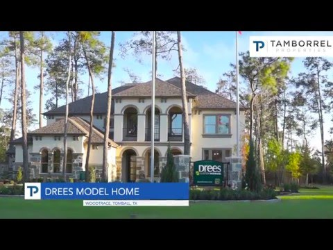 Drees Homes - Woodtrace, Tomball, TX