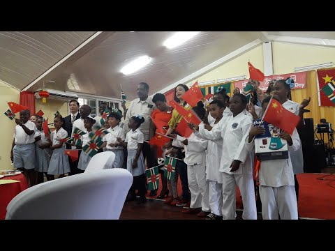 CHINA-DOMINICA FRIENDSHIP DAY (part 1)