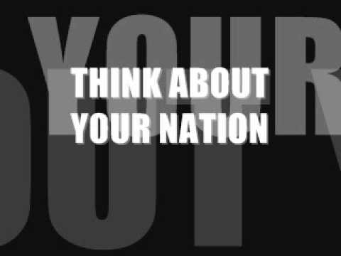 THINK ABOUT YOUR NATION By Evangelist Akwasi Awuah