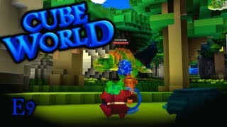 Cube World - E9 - Varsel Tree [Singleplayer]