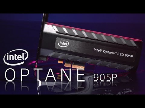 Optane 905P Interview: The world's fastest SSD?