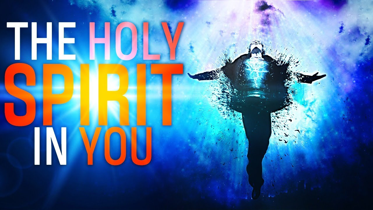 The Holy Spirit And You  -  A Very Powerful Video
