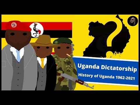 How Dictators Killed the Democracy | History of Uganda 1962-2021