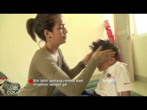 Kesibukan Sheila Marcia Mengantar Leticia Ke Sekolah | Seleb Expose