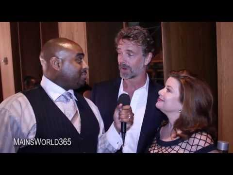 John Schneider & Renée Lawless discuss their roles on Tyler Perry's The Haves and the Have Nots