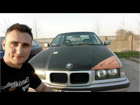 LEPIENIE BMW E36 Morświn v.2-Naprawa z Dokurviatorem