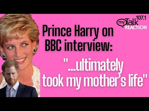 Prince Harry About 1995 Interview -