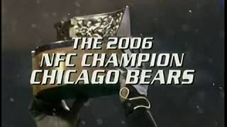 Chicago Bears 2006/2007 NFL Yearbook
