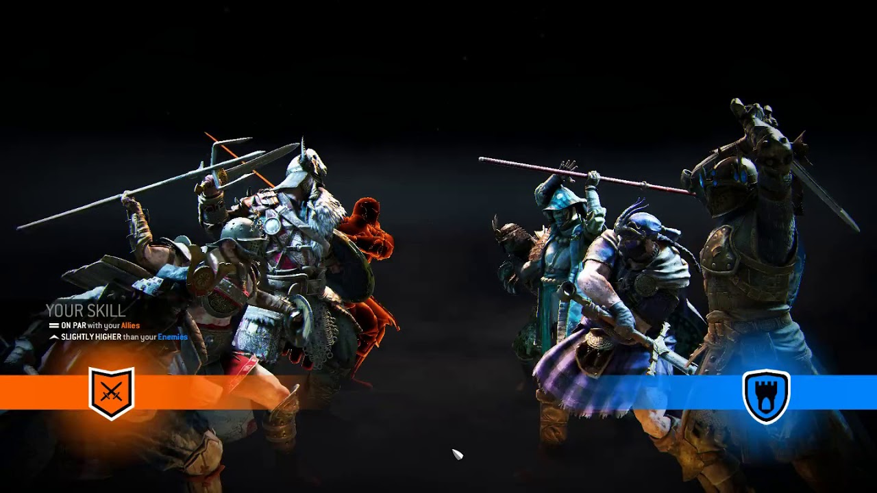 For honor stream vod cent nerf maybe in season 6 4head youtube - When is for honor season 6 ...