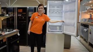 Видеообзор холодильника LERAN CBF 306 IX NF со специалистом от RBT.ru