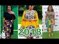 Plain and Pattern #Ankara Styles for #African Queen to Rock in 2018