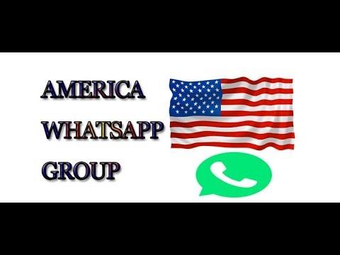 america whatsapp group link - YouTube