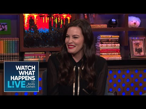 Liv Tyler's Embarrassing Story About Steven Tyler  WWHL