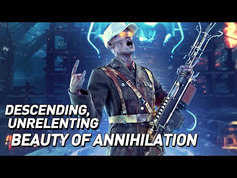 "Call of Duty: WAW - Der Riese Easter Egg song ""Beauty of Annihilation""  Elena Siegman Kevin Sherwood"