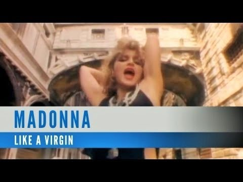 Madonna - Like a Virgin (Official Video)