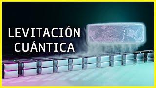 Cómo Funciona la LEVITACIÓN CUÁNTICA en 60 segundos ⚡ #VeritasiumContest