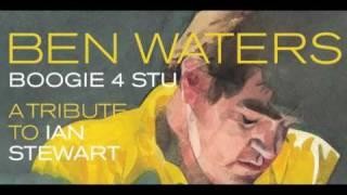 """イギリスの凄腕ピアニスト""""ベン・ウォーターズ""""がローリング・ストーン..."""