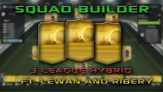 Fifa 15 - Squad Builder - 3 League Hybrid! Thumbnail