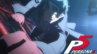 THIS MAN IS TOO COOL! (I'M CRYING) | Persona 5 [1]