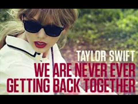 Taylor Swift - We are never ever getting back together (Patrolla Remix)