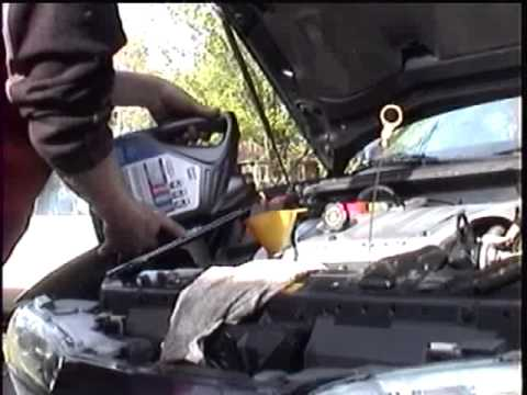 1998 oldsmobile aurora oil capacity