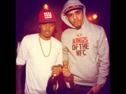 J. Cole - Let Nas Down (ft. Nas) Remix