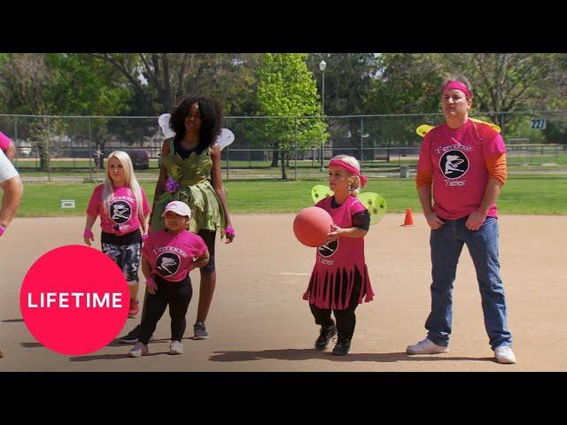 Little Women: LA - No Crying in Kickball (Season 7, Episode 16) | Lifetime