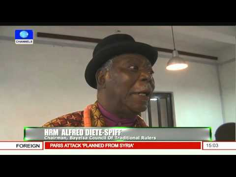 News Across Nigeria: Dasuki Vs FG; Absence Of Attorney General Stalls Hearing Pt 1