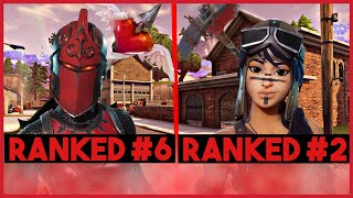 Top 10 Skin Combos in Fortnite Battle Royale! [Renegade Raider isn't 1st...]