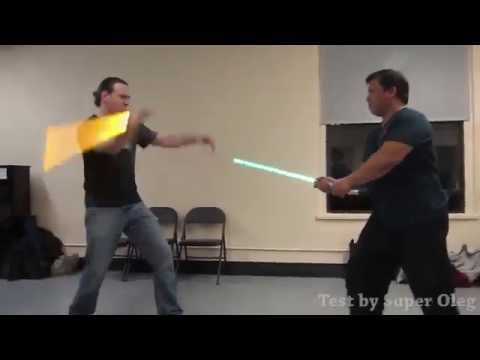 Star Wars: The Force Awakens Jedi NY Fight