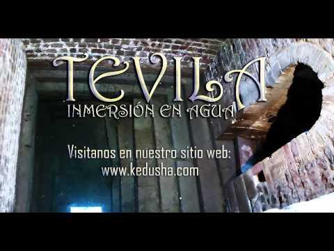 Tevila - Inmersion en agua