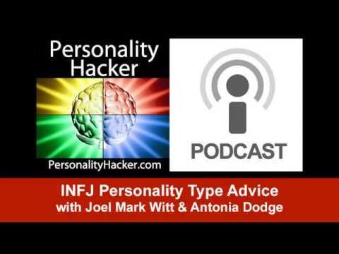 INFJ Personality Type Advice - YouTube