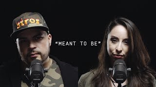 Bebe Rexha - Meant to Be [Official Music Video]  // Louis Adams Diaz(feat. Adrianne Adams Diaz)