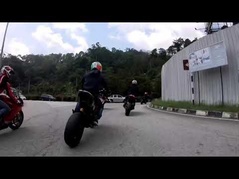 Ducati Hyper Club Malaysia Ride To Awana - 30/07/2019