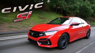 Review: 2020 Honda Civic Si Coupe HPT