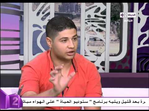 برنامج بنات البلد – من داخل مستشفى حكومة عاملة النظافة بتغير على جرح المرضى – Banat El-Balad