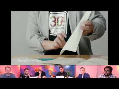 Giant Bomb Talks Over the Nintendo E3 2015 Press Conference