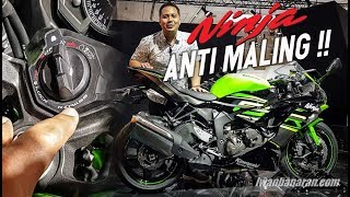Kawasaki NINJA 250 FI SMART KEY 2019 | ANTI MALING cakkkk !!